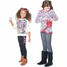 Girls 4-16 Fashion Sets and Dresses