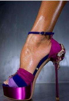 37 Beautiful Heels That Will Be Popular In Summer 2013 - Fashion Diva Design