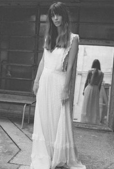 The French Girl's Guide to Choosing the Perfect Wedding Dress