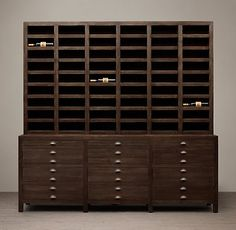 Bar Storage & Carts | RH
