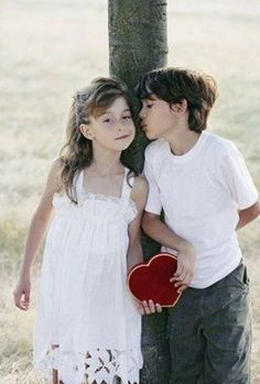 60 Best Young Love Images Cute Kids Cute Babies First Kiss