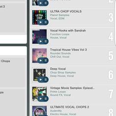 Deep Vocal #6 on #Vocal Top 10 Beatport Sounds