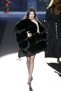 Bianca Balti at Dsquared Fall / Winter 2008