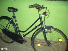 Női városi kerékpár Gelderland 2sebességes agyváltós Budapest - kép 1