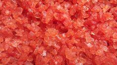 Chili Salz selber machen - das Ergebnis