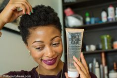 AMiss Jessie's MultiCultural Clear review and hair tutorial.