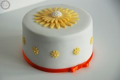 Summertime Cake   MakeUrCake