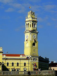 Oradea Great Places, Beautiful Places, Places Worth Visiting, Global Citizen, City Break, Eastern Europe, Homeland, Buildings, Wanderlust