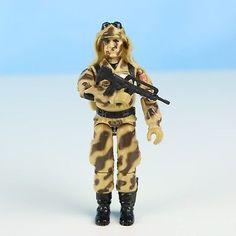 GI Joe Weapon Sci Fi Backpack 1986 Original Figure Accessory