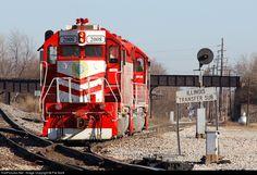 RailPictures.Net Photo: TRRA 2008 Terminal Railroad Association of St. Louis EMD GP38-3 at East Saint Louis, Illinois by Pat Scott