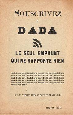 Dada - Tristan Tzar