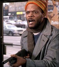 Coming to America - Samuel L Jackson