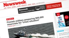 """Defence Forces respond to Newsweek: """"Reservist letter not connected to prevailing security situation"""""""