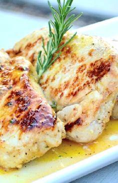 Low FODMAP Recipe and Gluten Free Recipe - Mustard & rosemary pork chops  ---  (Update)   ---   http://www.ibs-health.com/low_fodmap_mustard_rosemary_pork_chops.html