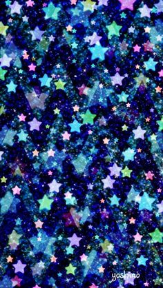 Stars Blue Wallpaper Iphone I For Your Phone Pattern