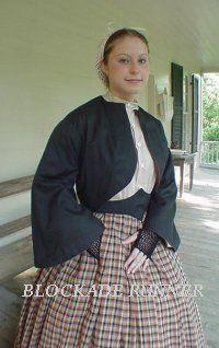 civil war era zouave  jacket patterns | ZOUAVE JACKETS