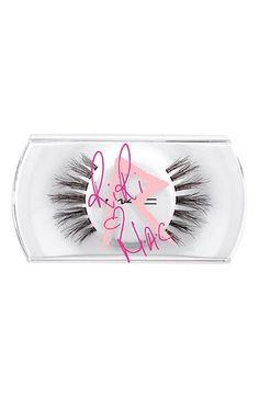 { I've always wanted RiRi's lashes... }