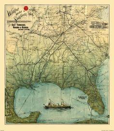 Beautiful Maps