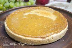 Нежнейший тыквенный пирог, который обязательно нужно успеть приготовить этой осенью. Удивительная текстура и изысканный вкус не оставят равнодушным никого!