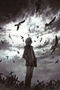 Por esas veces .. que un cielo oscuro suele ser mas hermoso que el normal .