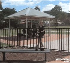 21 Best GIFs Of All Time Of The Week #109 from best GOAT and Best of the Web Weird Gif, Funny Pranks, Funny Texts, Funny Jokes, Hilarious, You Funny, Funny People, Funny Kids, Gifs