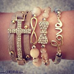 My love. Accessories.