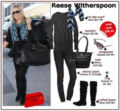 Get Reese Witherspoon's Style for Less