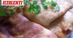Intialainen naan-leipä on parhaimmillaan erilaisten kastikkeiden ja muhennosten kanssa. Uunituore naan-leipä voidellaan voilla ja syödään vastapaistettuna. Naan-leivän leipominen onnistuu myös kotiuunissa. Naan, Chicken, Ethnic Recipes, Food, Meal, Eten, Meals, Buffalo Chicken, Cubs