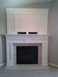 Fireplace shop in rockford for new glass doors DIY Fireplace Mantle