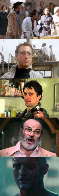 Cinque battute improvvisate tratte da film famosi