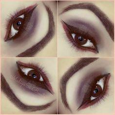 Louboutin Inspired Makeup