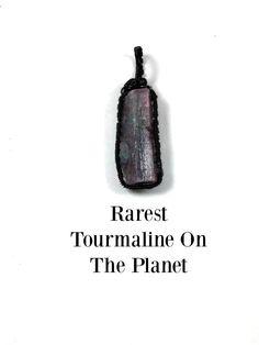 Super Rare: Raw Paraiba Tourmaline Pendant. Rarest Tourmaline Brazilian, Empath Crystals, Protection, Manifestation, Throat Chakra #173 by AngelsCrystalAlchemy on Etsy