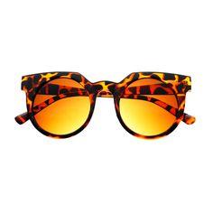 Designer Fashion Style Womens Round Sunglasses Shades R2030