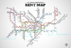 This is a whole new way of looking at the good old tube map.