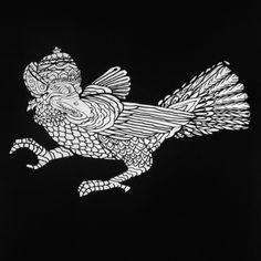 garoeda in batik