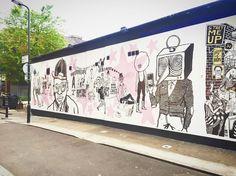 #London #street #streetart #wall #graffitti #moderngraffitti #city #explore #instatravel #newyorker #art #wallart #shoreditch #shoreditchstreetart by thisisvera from Shoreditch feed from Instagram hashtag #shoreditch  www.justhype.co.uk Hype Store - Boxpark Shoreditch.