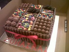 Dream birthday cake @phatalee