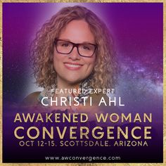 When community comes together in shared intentions, alignment and action they can literally change the world. That's why I'm pumped to be coming together with some globally renowned experts on Radical Love, Leadership, and Spirituality at this year's Awakened Woman Convergence this October 2017. I happen to have access to discounted tickets. You can use this link to register before Sept 20th AND use code: christi2700