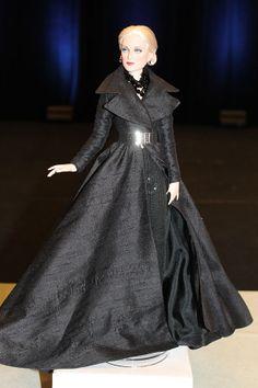 Carmen-in-Black-Magic-OOAK TonnerCon: Tonner Doll Company