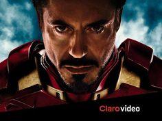 El brillante Tony Stark llegó a #Clarovideo y está preparado para luchar contra un enemigo sin límites..