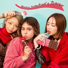 Happy Valentine's Day with Lots of Love! ナイロニスタはどんなバレンタインを過ごしてるギフトのご用意がまだなら今すぐNYLON.JPをチェックしてみて彼や友達贈りたい相手に合わせたitな情報を提案しているよ http://ift.tt/2l3loEV model @fxxkeve @sora_booty @sara_1128 #nylonjapan #nylonjp #valentine #gift #caelumjp  via NYLON JAPAN MAGAZINE OFFICIAL INSTAGRAM - Celebrity  Fashion  Haute Couture  Advertising  Culture  Beauty  Editorial Photography  Magazine Covers  Supermodels  Runway Models