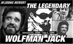 The one & only Wolfman!!
