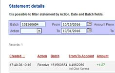 If you are a PASSIVE INCOME SEEKER, then AdClickXpress (Ad Click Xpress) is the best ONLINE OPPORTUNITY for you. Here is my Withdrawal Proof from AdClickXpress. I get paid daily and I can withdraw daily. Online income is possible with ACX, who is definitely paying - no scam here  https://twitter.com/svathh/status/792666675522969600