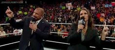 Funny GIF of Stephanie McMahon & Triple H Doing The Fandango | Daily Wrestling NewsDaily Wrestling News