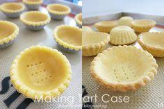 DreamersLoft: Hokkaido Bake Cheese Tart Bake Cheese Tart, Cheese Tarts, Hokkaido Cheese Tart Recipe, Tart Recipes, Sweet Recipes, Mini Cheesecake Tarts, Dessert Cake Recipes, Cookie Recipes, Desserts