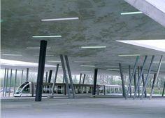 /Hoenheim-Nord Terminus and Car Park - Architecture - Zaha Hadid Architects