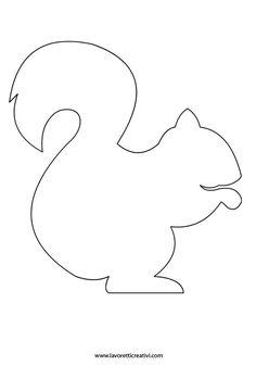 sagoma-scoiattolo