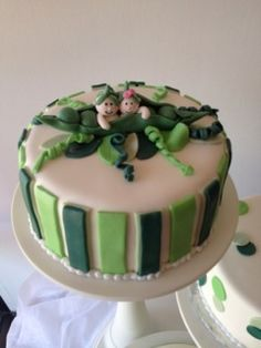 Baby Shower Cakes - My Delicias - Custom Shower Cake, Special Event Cakes, Fondant, Butter Cream, Grooms Cakes, Cupcake Tower - Customer Bakery Allen Texas