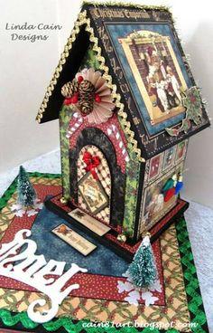 Christmas Emporium Centerpiece