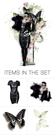 """""""SPRING"""" by girlyideas ❤ liked on Polyvore featuring art"""